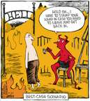 Cartoonist Dave Coverly  Speed Bump 2007-07-20 left you