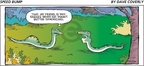 Cartoonist Dave Coverly  Speed Bump 2007-10-21 neck