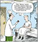 Cartoonist Dave Coverly  Speed Bump 2008-03-20 pill