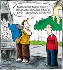Cartoonist Dave Coverly  Speed Bump 2008-04-11 quality