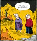 Comic Strip Dave Coverly  Speed Bump 2008-04-22 heat