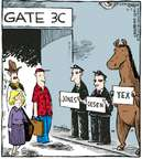 Comic Strip Dave Coverly  Speed Bump 2008-05-07 horse