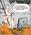 Cartoonist Dave Coverly  Speed Bump 2008-05-10 security