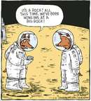 Cartoonist Dave Coverly  Speed Bump 2008-06-20 moon