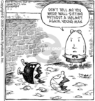 Cartoonist Dave Coverly  Speed Bump 2008-08-02 protect