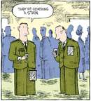 Cartoonist Dave Coverly  Speed Bump 2008-09-09 placement