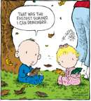 Cartoonist Dave Coverly  Speed Bump 2008-10-06 summer