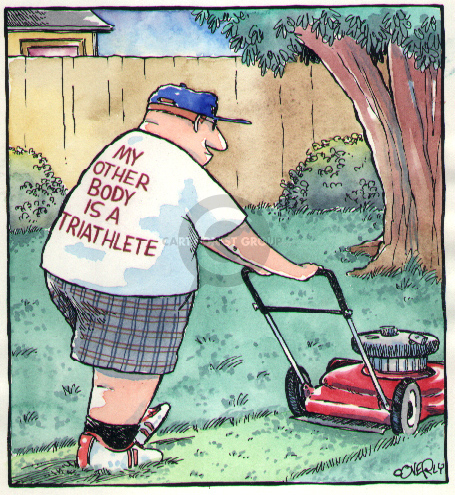 Comic Strip Dave Coverly  Speed Bump 2002-00-00 physique