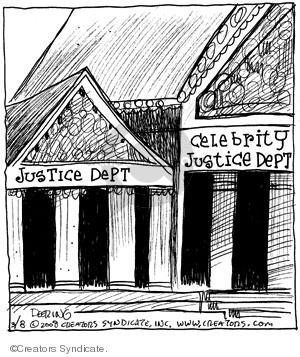 Cartoonist John Deering  Strange Brew 2008-03-08 laws