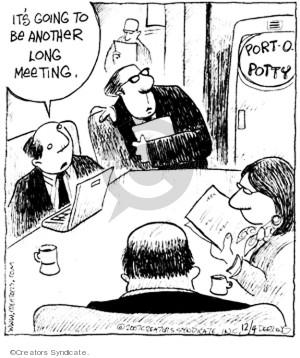Cartoonist John Deering  Strange Brew 2007-12-04 supply