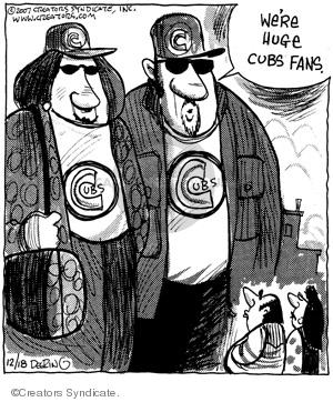 Cartoonist John Deering  Strange Brew 2007-12-18 big