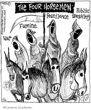 Cartoonist John Deering  Strange Brew 2008-01-26 John
