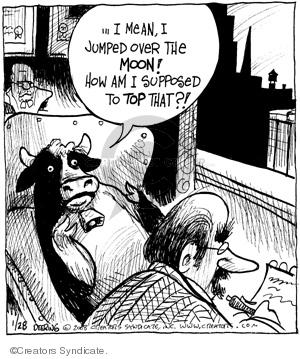 Cartoonist John Deering  Strange Brew 2008-01-28 rhyme