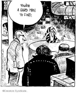 Cartoonist John Deering  Strange Brew 2008-02-21 child