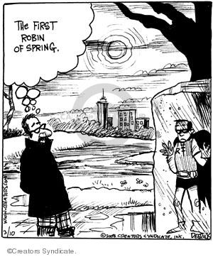 Comic Strip John Deering  Strange Brew 2008-03-10 television program