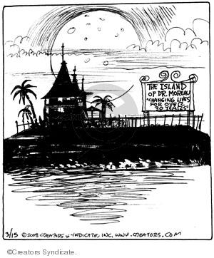 Comic Strip John Deering  Strange Brew 2008-03-15 animal doctor