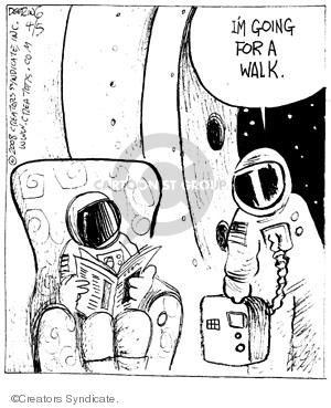 Comic Strip John Deering  Strange Brew 2008-04-05 exploration