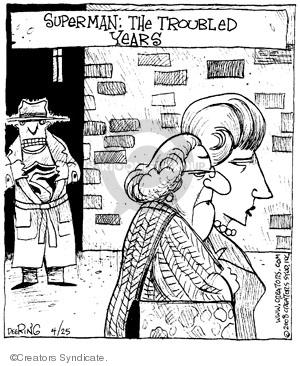 Cartoonist John Deering  Strange Brew 2008-04-25 health
