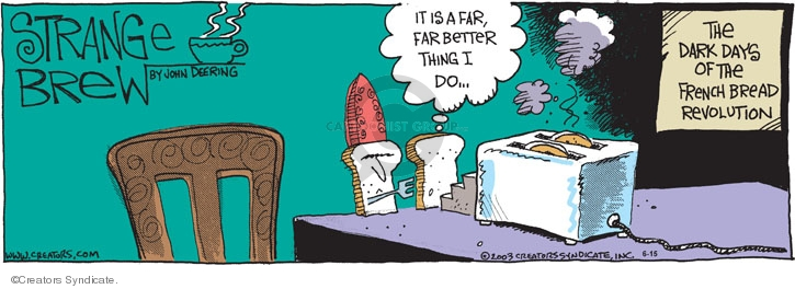 Cartoonist John Deering  Strange Brew 2008-06-15 city