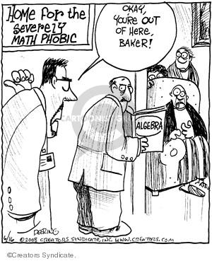 Cartoonist John Deering  Strange Brew 2008-06-16 health