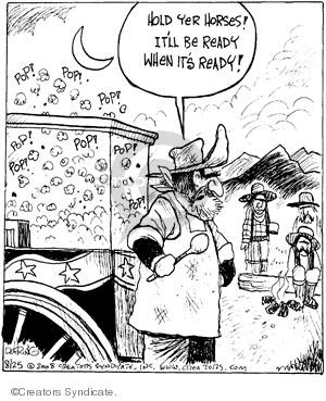 Cartoonist John Deering  Strange Brew 2008-08-25 cook