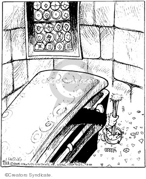 Comic Strip John Deering  Strange Brew 2008-09-12 books literature