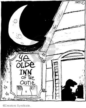 Comic Strip John Deering  Strange Brew 2008-10-07 strange