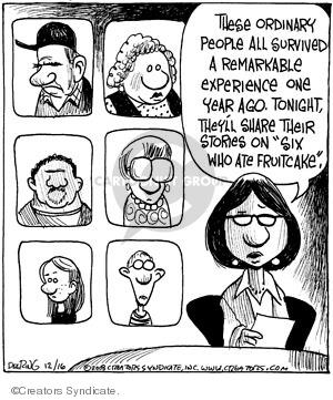 Cartoonist John Deering  Strange Brew 2008-12-16 traditional