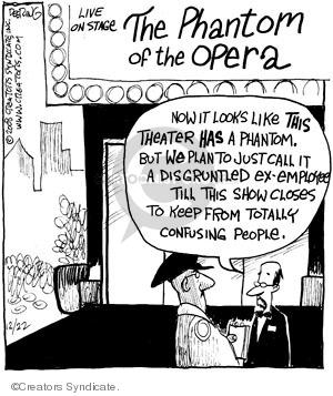 Cartoonist John Deering  Strange Brew 2008-12-22 classics