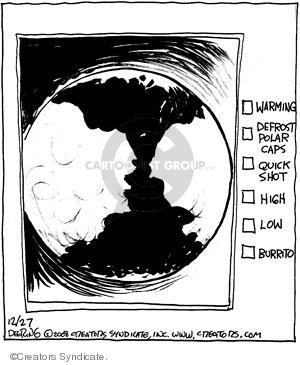 Comic Strip John Deering  Strange Brew 2008-12-27 quick