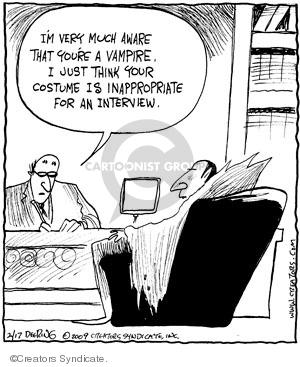 Cartoonist John Deering  Strange Brew 2009-02-17 classics