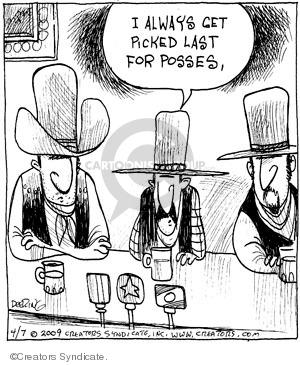 Comic Strip John Deering  Strange Brew 2009-04-07 brew