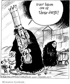 Comic Strip John Deering  Strange Brew 2009-05-06 those