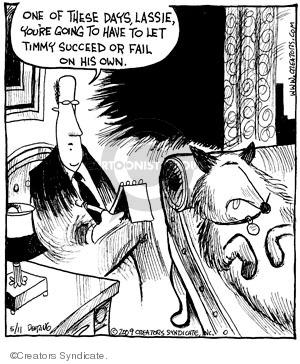 Comic Strip John Deering  Strange Brew 2009-05-11 classics