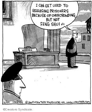 Cartoonist John Deering  Strange Brew 2009-05-20 use