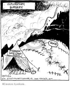 Comic Strip John Deering  Strange Brew 2009-05-26 000