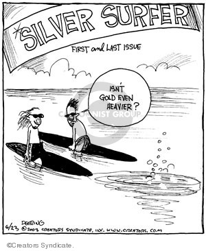 Comic Strip John Deering  Strange Brew 2009-06-23 heavy metal