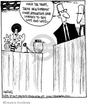 Comic Strip John Deering  Strange Brew 2009-06-25 performing arts