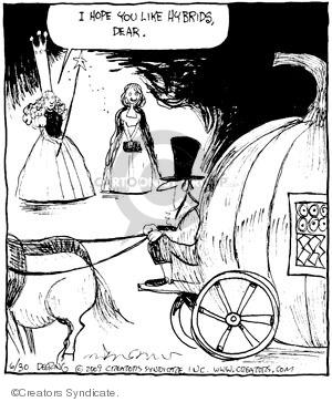 Comic Strip John Deering  Strange Brew 2009-06-30 alternative