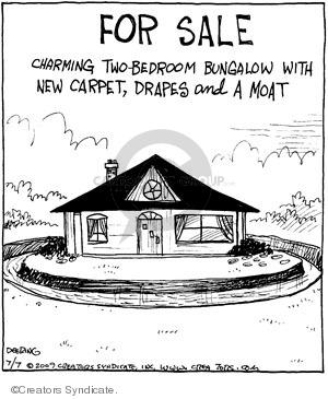 Comic Strip John Deering  Strange Brew 2009-07-07 brew