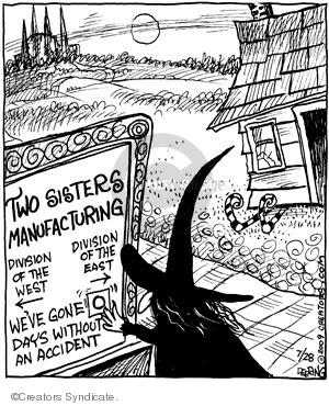 Cartoonist John Deering  Strange Brew 2009-07-28 classics