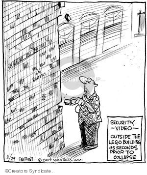 Comic Strip John Deering  Strange Brew 2009-08-29 prior