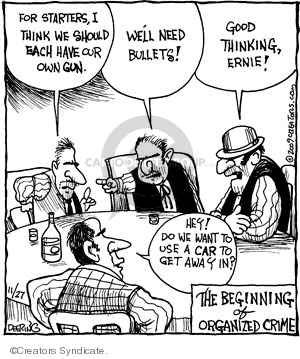 Cartoonist John Deering  Strange Brew 2009-11-27 use