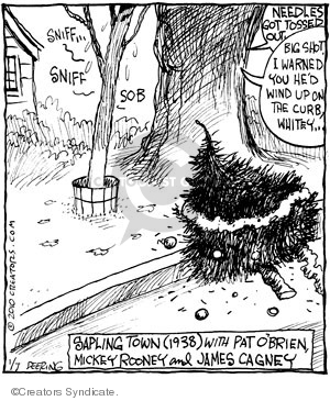Cartoonist John Deering  Strange Brew 2010-01-07 classics