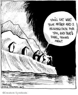 Comic Strip John Deering  Strange Brew 2010-02-01 feed