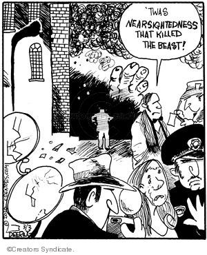 Comic Strip John Deering  Strange Brew 2010-03-03 'twas