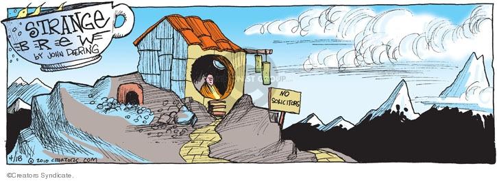 Cartoonist John Deering  Strange Brew 2010-04-18 teacher