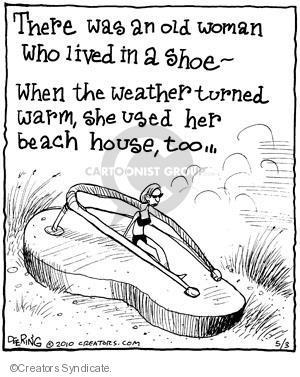 Cartoonist John Deering  Strange Brew 2010-05-03 use