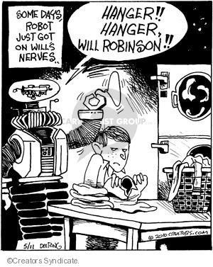 Comic Strip John Deering  Strange Brew 2010-05-11 classics