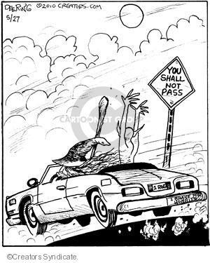 Comic Strip John Deering  Strange Brew 2010-05-27 classics